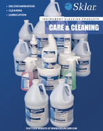 Care and Cleaning Products