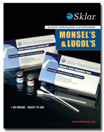 Monsel's Paste / Lugol's Solution